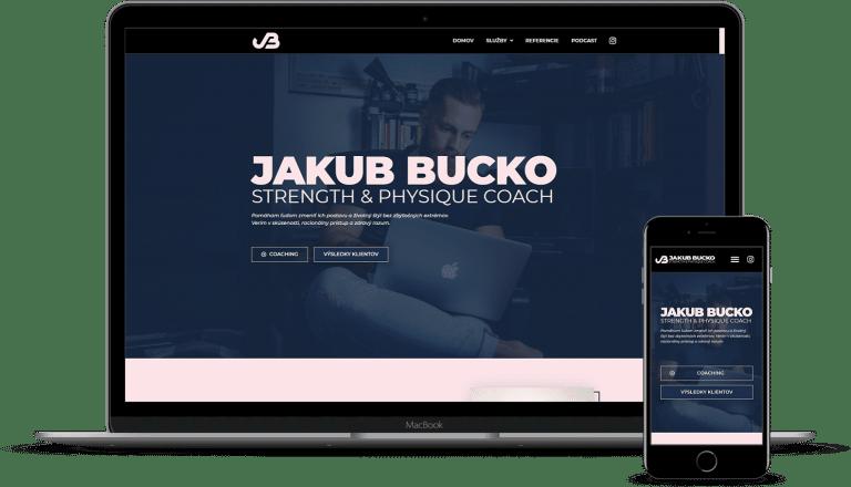 Jakubbucko.com - Referencie- Webofka.sk