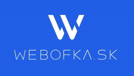 Webofka.sk - webové stránky, eshopy, SEO, grafika